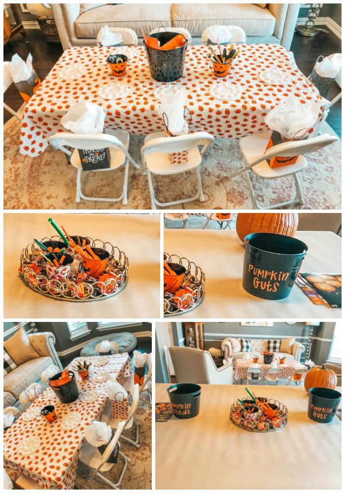 Pumpkin Decorating Party, Pumpkin Party, Decorating Pumpkins